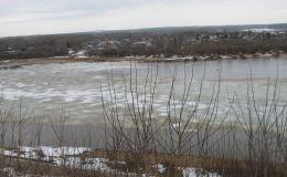 Вода в Вятке за выходные поднялась на 44 сантиметра