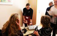 В Вятском государственном университете прошел областной фестиваль профессионального мастерства «ЛОГО-creative»
