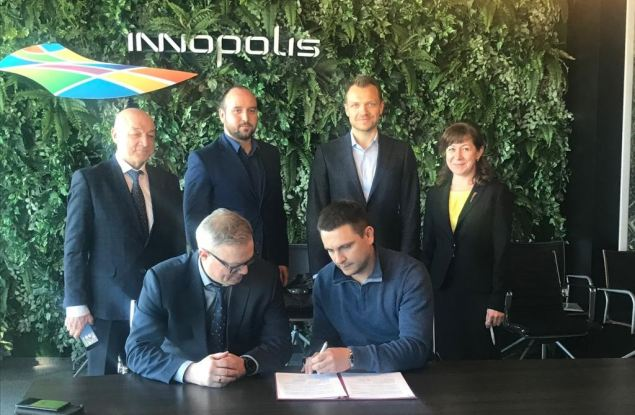 Кировский Нанолек и татарский Иннополис стали партнерами