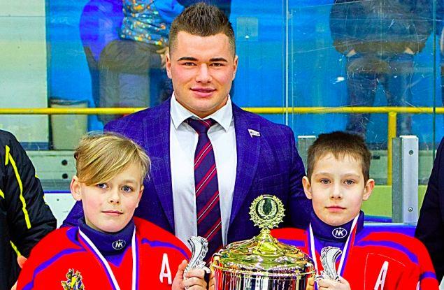 Павел Валенчук: «Добрый лед» зажигает новые звездочки хоккея