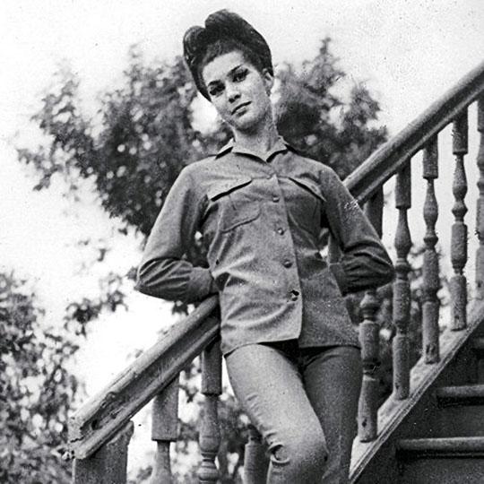 Ларита Магомедова: «Я влетела в детство!»
