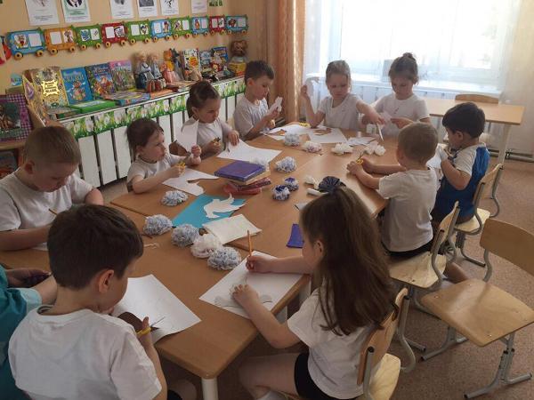 Детский сад - второй наш дом