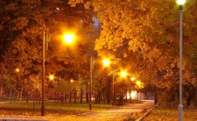 В парке «Аполло» появится современное освещение