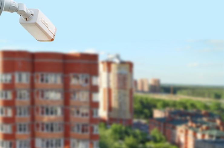 «Дом.ru Бизнес» внедряет системы видеонаблюдения в многоквартирных домах