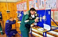 Филиал «КЧХК» принял областной конкурс на лучшего электромонтера