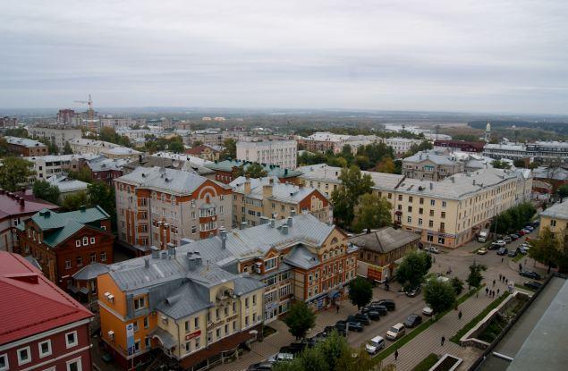 Население Кирова должно превысить 600 тысяч человек
