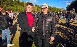 Павел Валенчук поздравил вятских байкеров с открытием мотосезона