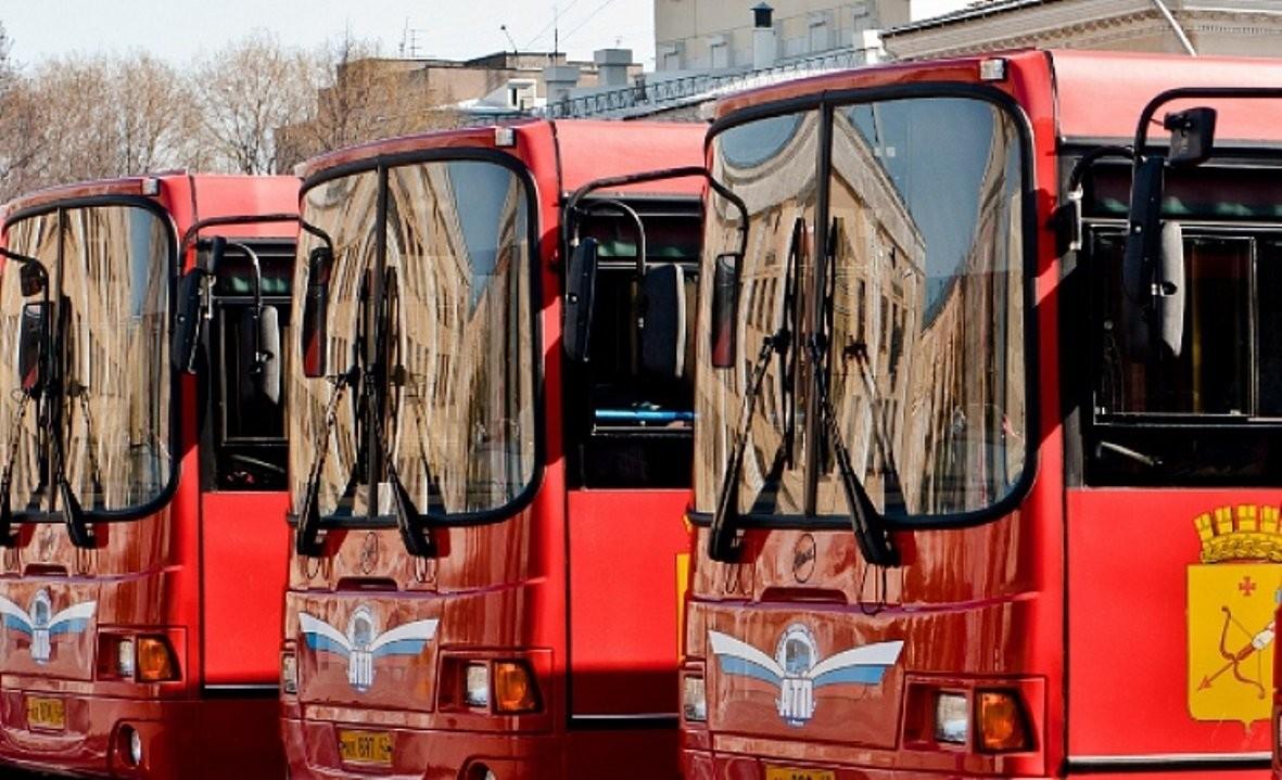 9 мая автобусы изменят маршруты