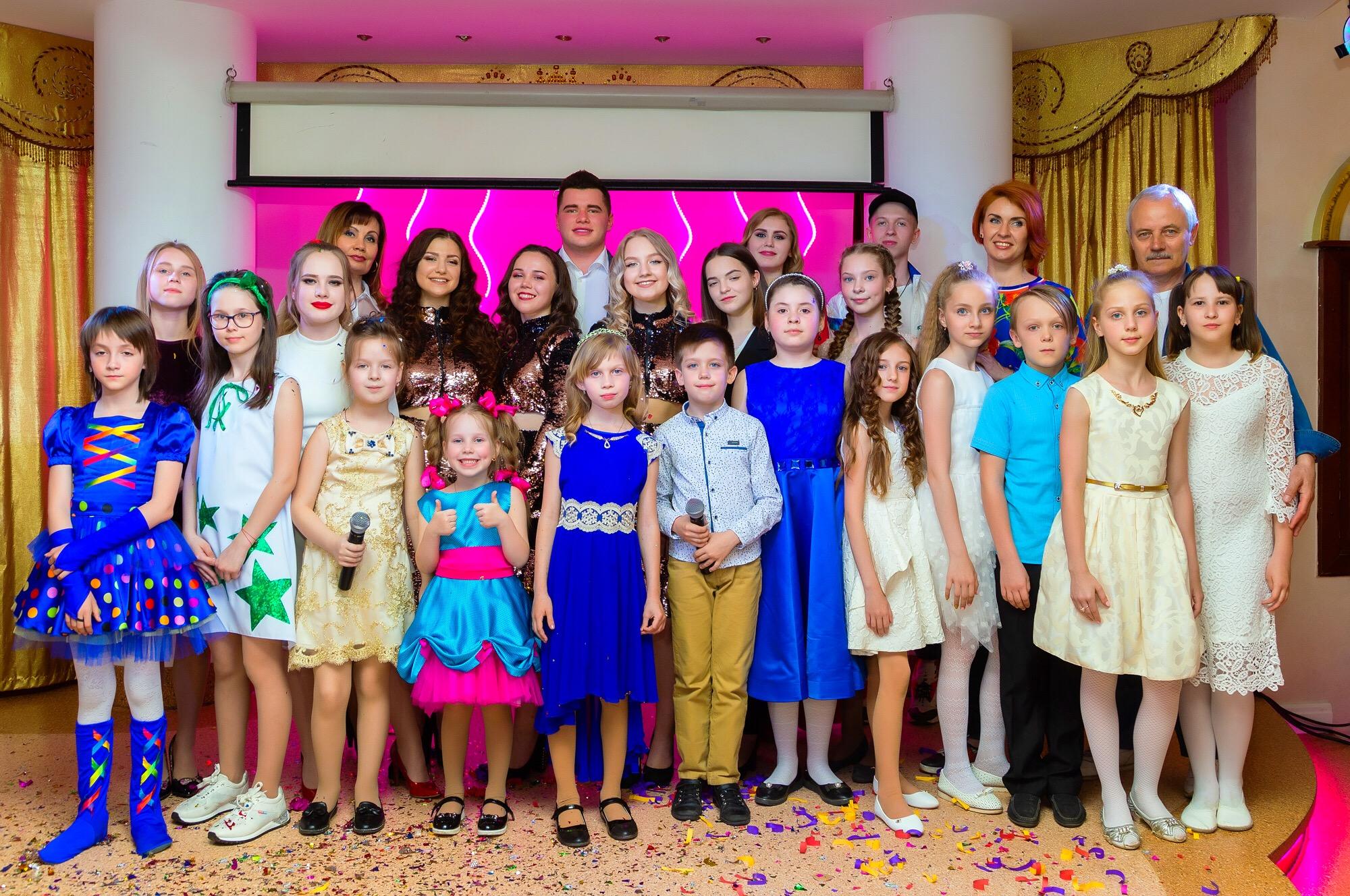В Кирове завершился вокальный конкурс «VOICE ДЕТИ»