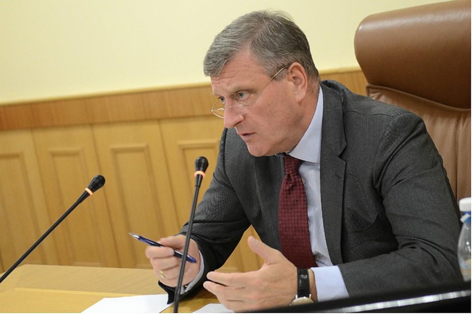 Игорь Васильев не исключил кадровые перестановки в правительстве Кировской области