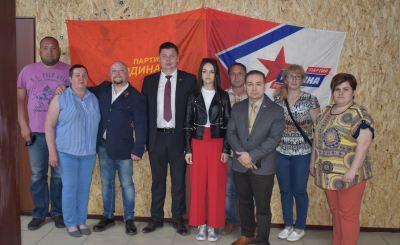 Яранские родинцы поддерживают законопроект лидера партии Алексея Журавлева