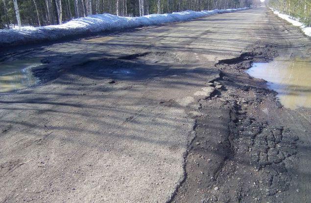 Кировские дороги вновь отличились в худшую сторону