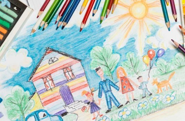 Киров. ru дарит подарки за детские рисунки, посвященные 645-летию города