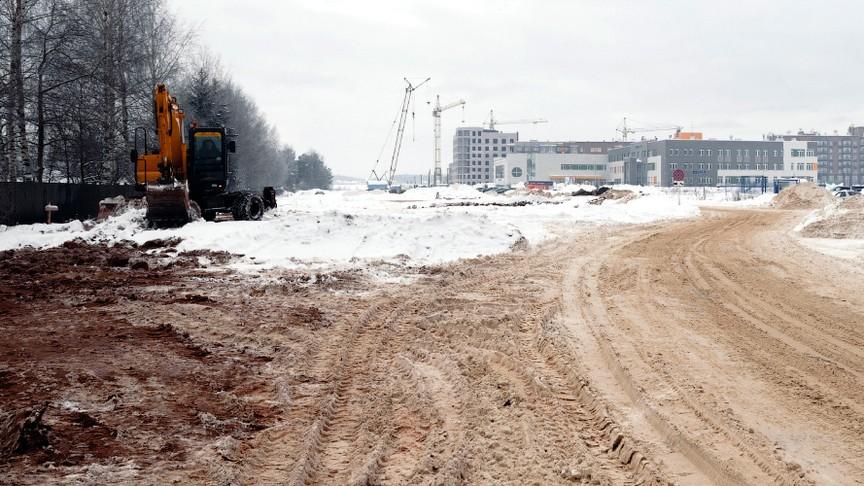 Новые дороги в Кирове будет строить фирма из Санкт-Петербурга
