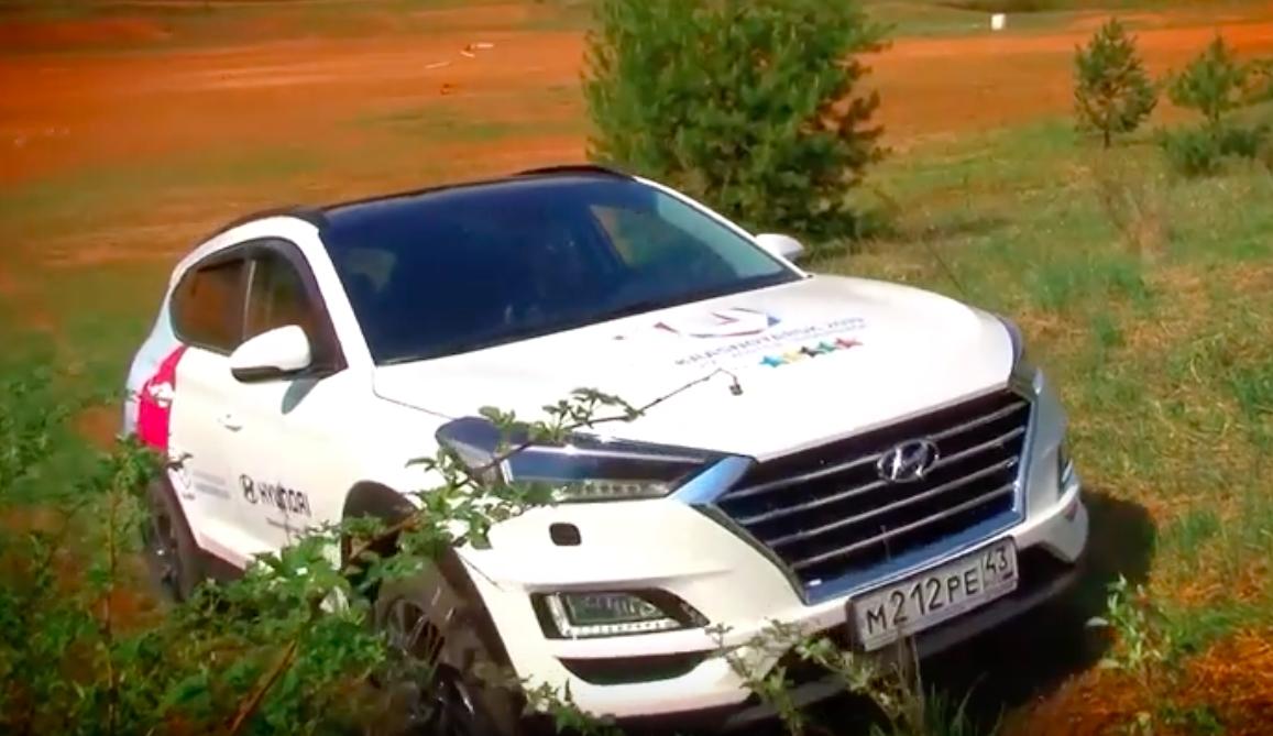 Летний тест Hyundai Tucson 2019 года