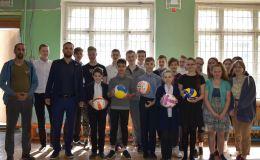 Денис Елшин: Школьный волейбол, как движение вверх!