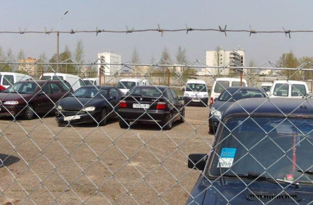 В Кирове выявлены фиктивные штрафстоянки