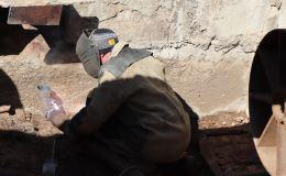 Реконструкция теплотрассы улучшит теплоснабжение микрорайона Зонального института