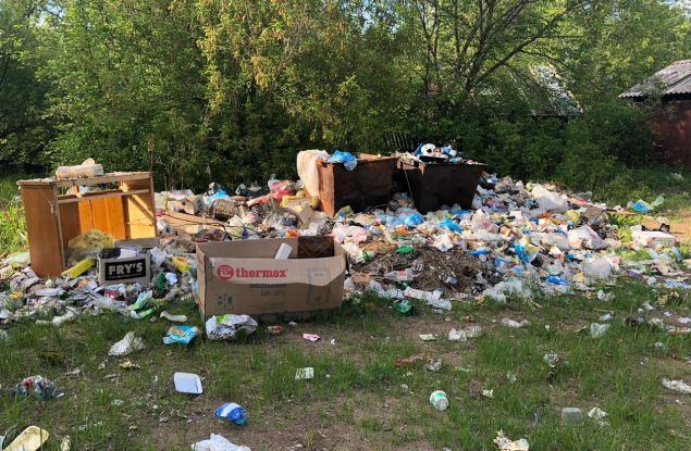 ОНФ: реально работающего механизма перерасчета платы за некачественный вывоз мусора нет