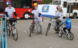 ВятГУ пересел на велосипеды