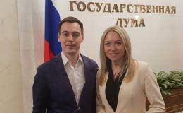 Анна Альминова: Развитие спортивной инфраструктуры в регионе продолжится