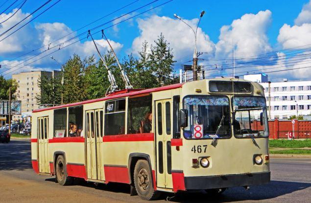 В День города по улицам Кирова поедет «Театральный троллейбус»