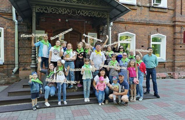 Города Кировской области присоединились к квесту «Прошагай город»