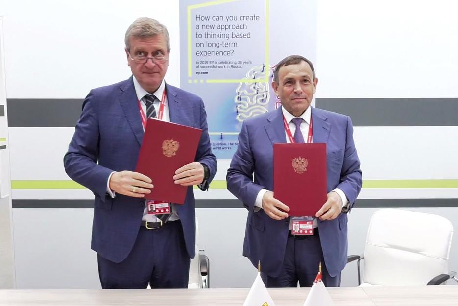 Кировская область расширяет сотрудничество с Республикой Марий Эл