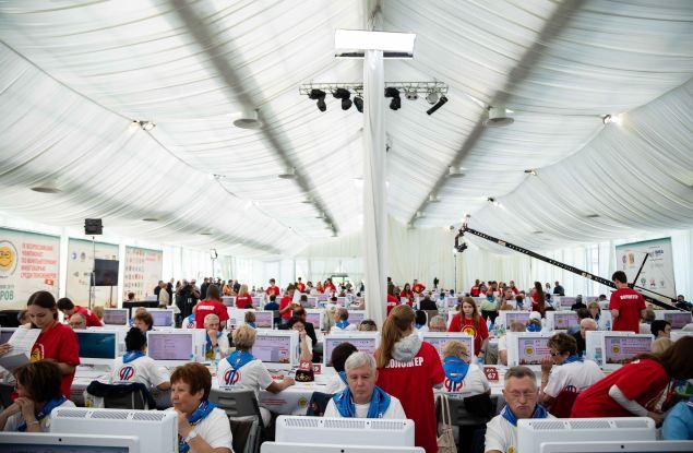 Кировская область заняла 1 место на Всероссийском чемпионате по компьютерному многоборью среди пенсионеров