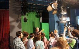 Медиа-школа «Гринландия» открыла новый учебный год