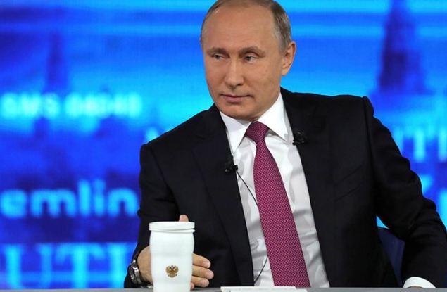 Кировчане задают вопросы Владимиру Путину