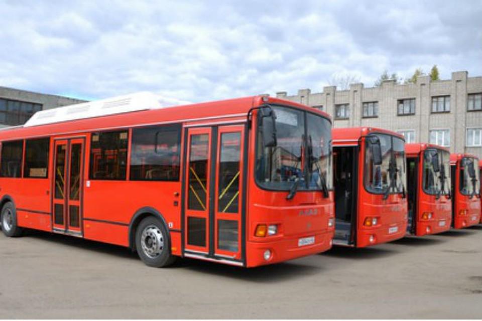 В Троицкую субботу будут работать дополнительные автобусы