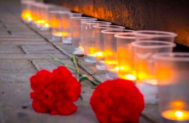 В парке Победы зажгут свечи