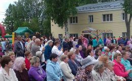 Юрьянский район отметил свой 90–летний юбилей