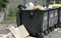 В Кирове начали исчезать контейнеры для мусора
