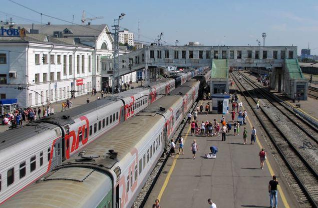Между Кировом и Анапой начнут ходить дополнительные поезда
