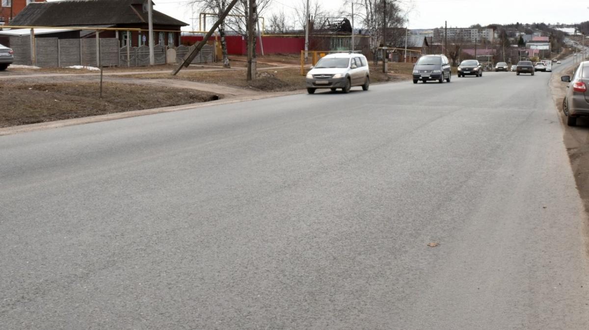 В Кирове по гарантии обновили 70% дорог