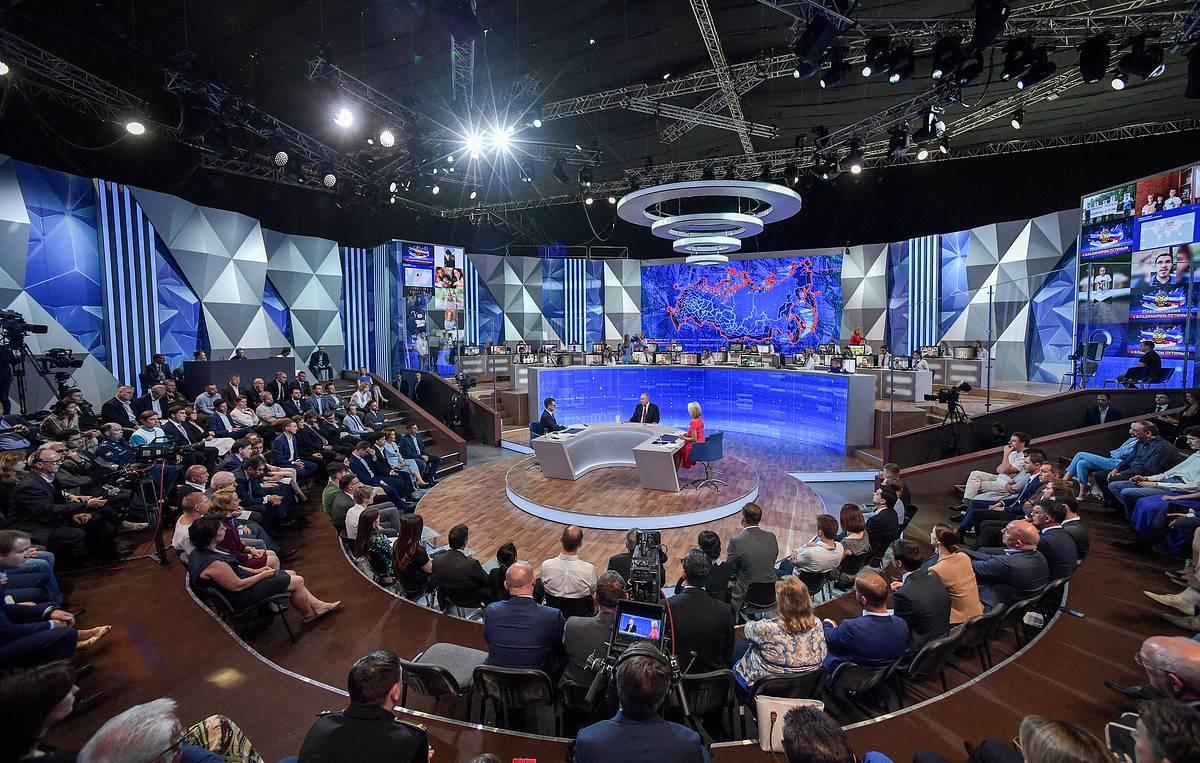 «Ростелеком» успешно отразил кибератаки во время проведения «Прямой линии с Владимиром Путиным»