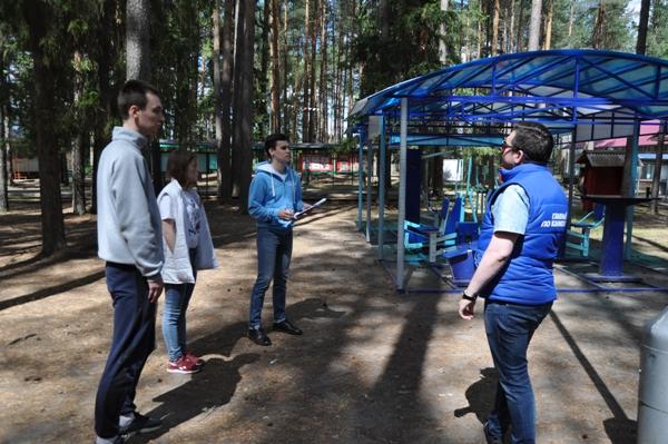 Кировские единороссы провели мониторинг детских лагерей