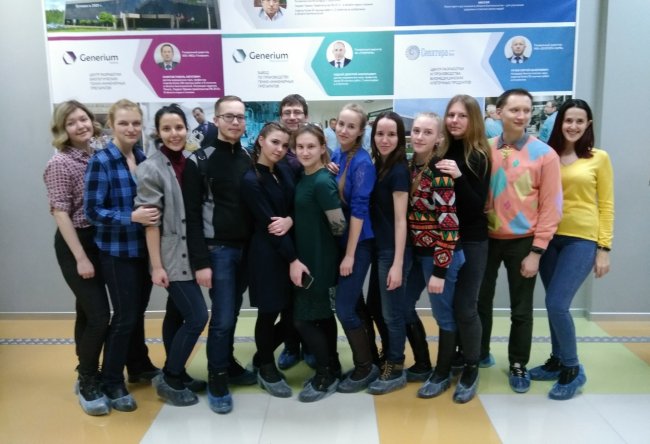 Студенты из Кирова побывали в сердце современных научных исследований
