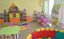 Детским садам выделили на 368 млн. больше, чем прежде