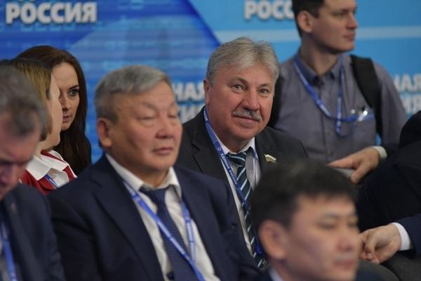 Владимир Яговкин: Сохранение сокращенного рабочего дня для женщин на селе - положительный момент