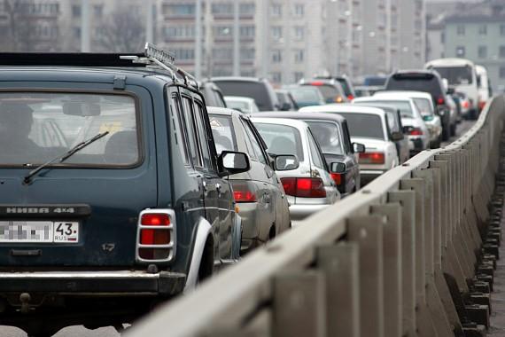 Число машин в Кировской области выросло на 35 тысяч