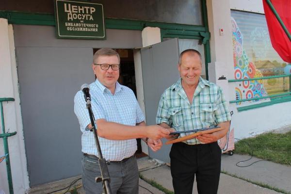 Поселок Речной Опаринского района отметил свой 60-летний юбилей