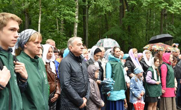 Владимир Быков: «Семья – это большой труд»