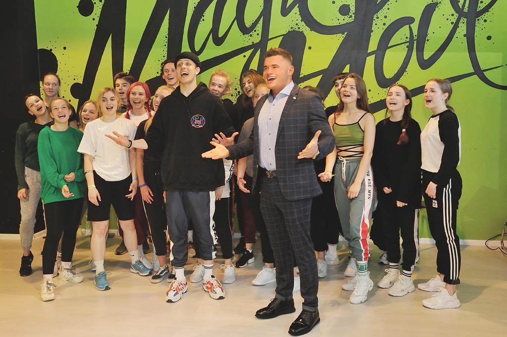 Павел Валенчук: Современная молодежь выбирает здоровый образ жизни