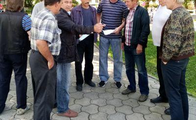 Сергей Береснев: Яранское ПАТП обанкротили, а зарплату не выплатили!
