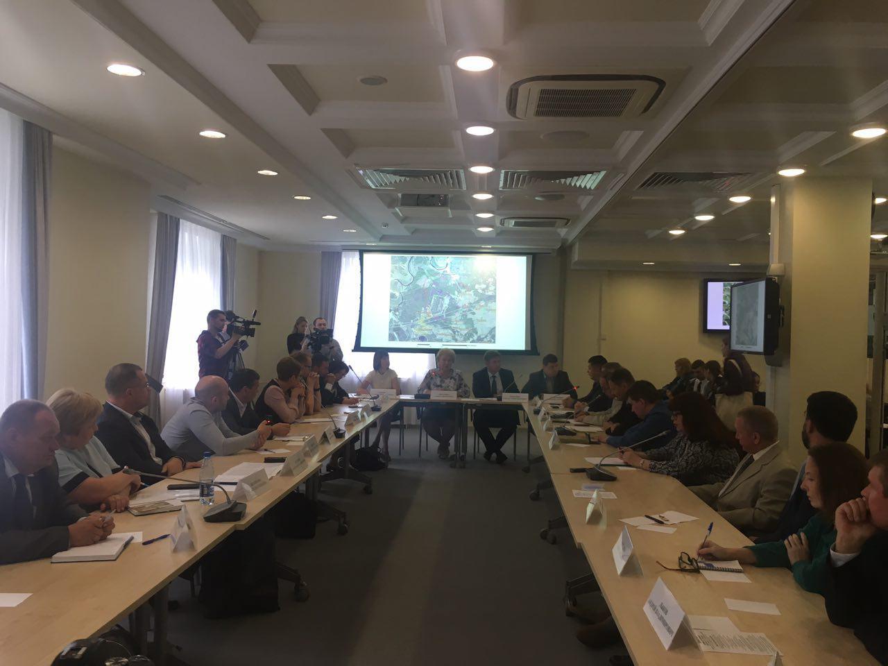 Конкретики нет: в области обсуждают судьбу Марадыково