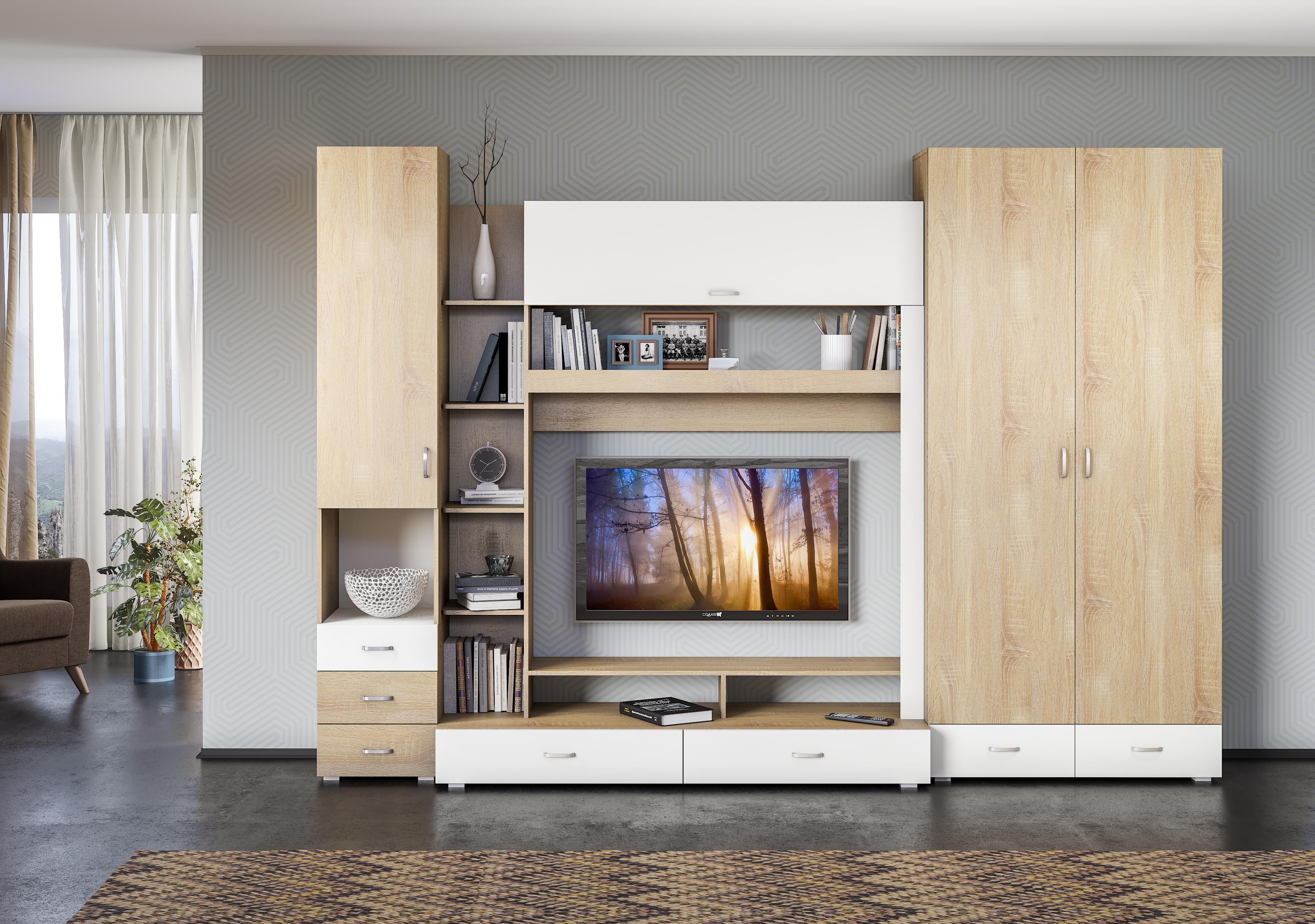 Недорогая, но стильная мебель для дома? Возможно все