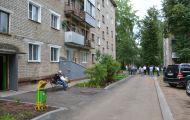 Ремонт дворов в Кирово-Чепецке под пристальным вниманием властей и общественности